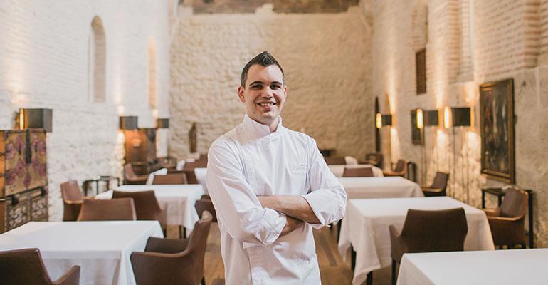 Marc Segarra Sauné, nuevo Jefe de Cocina de Abadía Retuerta LeDomaine