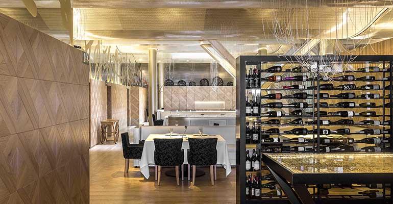 Restaurante Lasarte en Barcelona