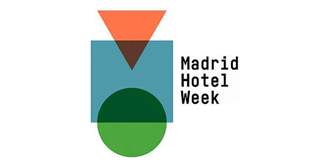 Logo Madrid Hotel Week