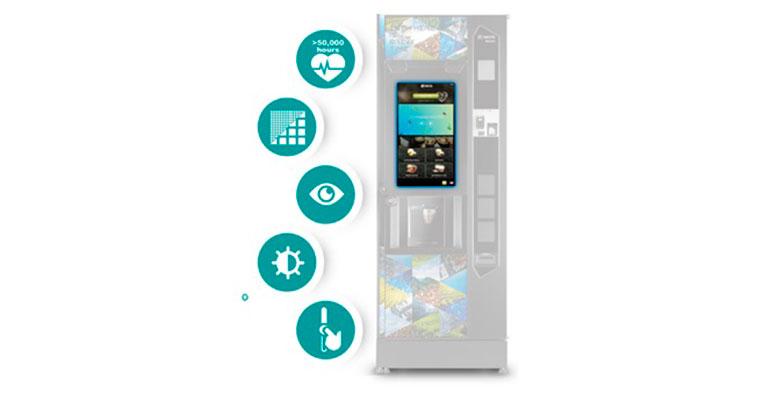 Nuevo software para personalizar las máquinas vending