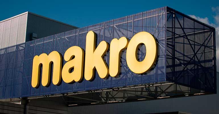 Makro amplía la venta de productos online a todos sus clientes