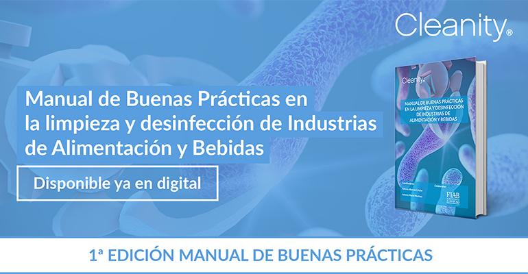 Manual de Buenas Prácticas de higiene y desinfección de Cleanity