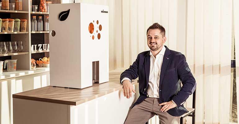 Mizumo presentará sus exprimidores automáticos Nextgen en HIP
