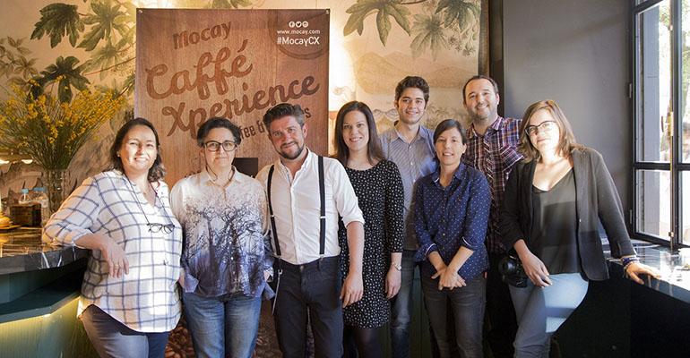 Mocay CaffeXperience aterrizó en Madrid