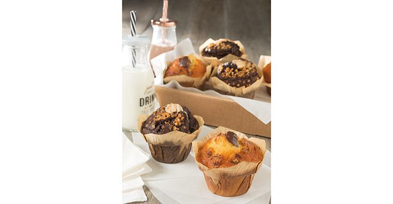 Nuevos muffins de Berlys