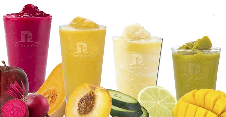 Natural Drinks Grupo Deleitas