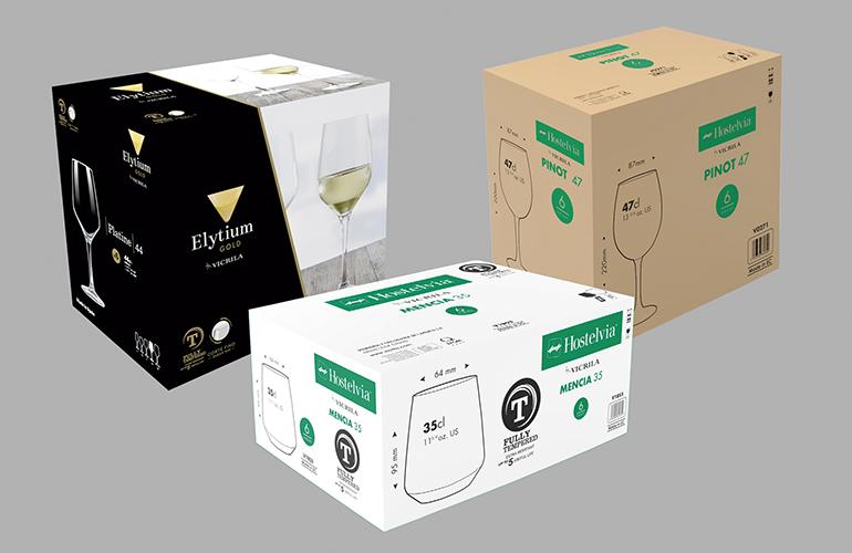 NUEVO Packaging vicrila