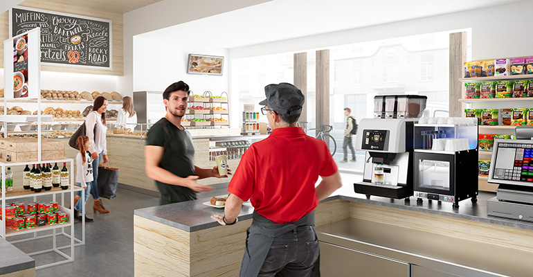 Kalea de N&W Global Vending