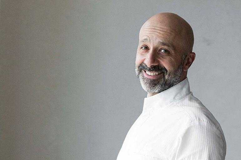 Niko Romito, Cocinero del Año a nivel europeo, recibe su premio en Madrid Fusión 2020