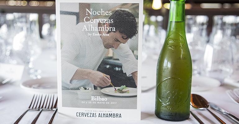 Noches Alhambra Azurmendi