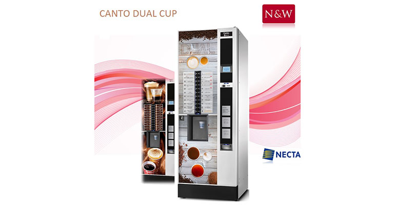 Nueva estética de la Canto Dual Cup