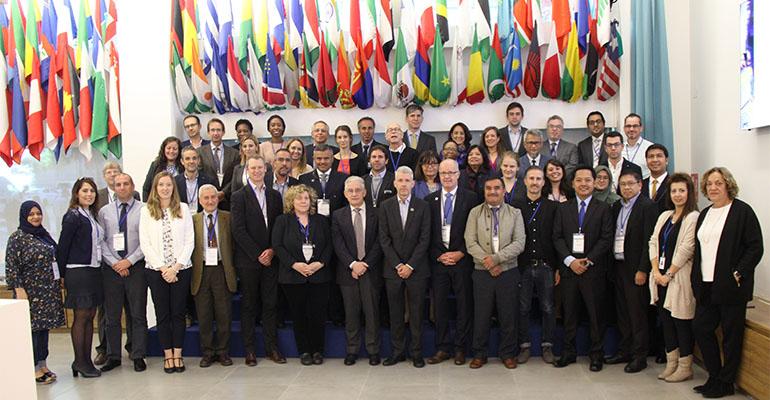 El grupo de trabajo sobre medición del turismo sostenible de la OMT