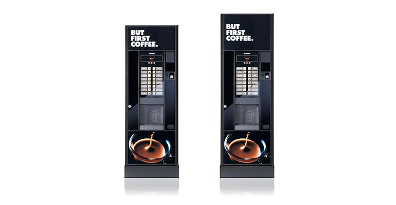 Máquina automática de bebidas calientes