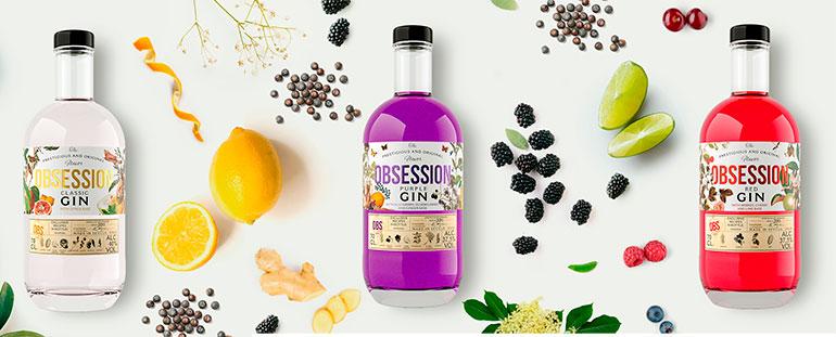 Obsesión gin gama