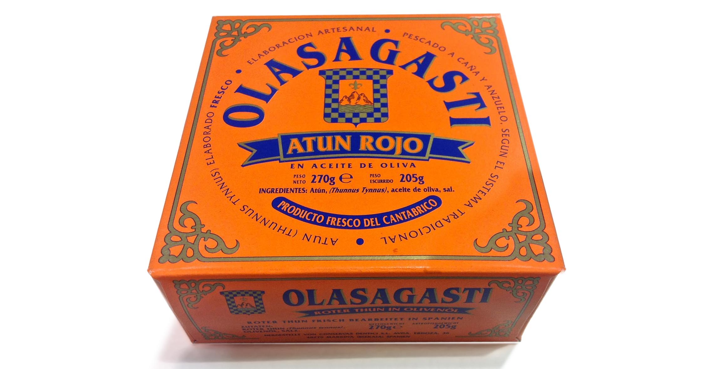 Olasagasti Atún Rojo
