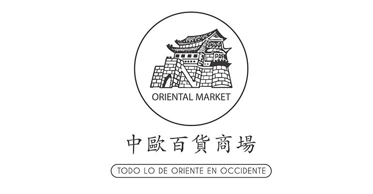 logo oriental market