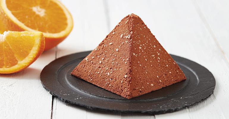Piramide choco