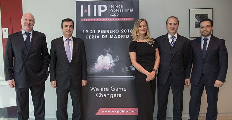 presentación HIP 2018