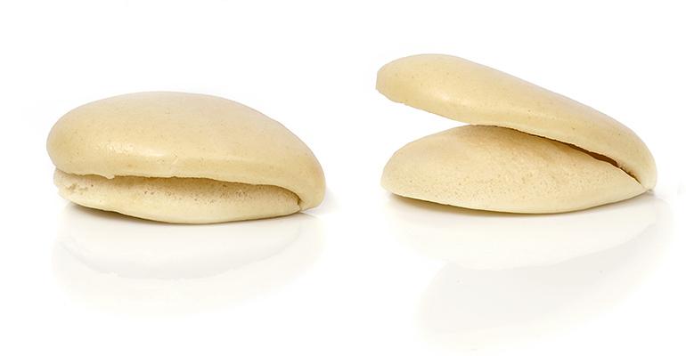 Pan Bao. Es el panecillo de moda e Ibepan