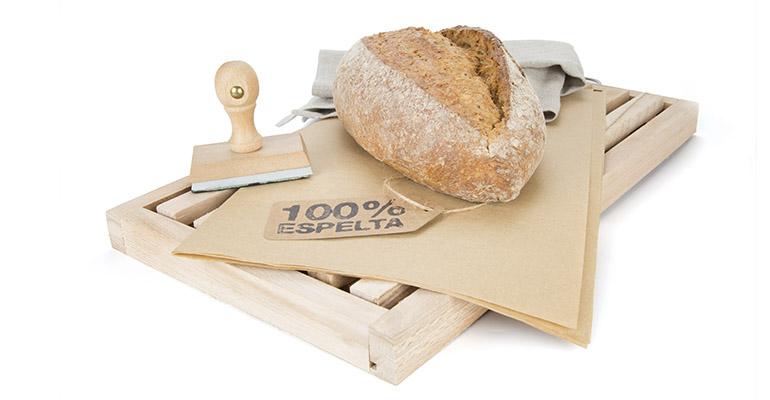 Pan de Espelta y Miel Chousa, del grupo Ingapan