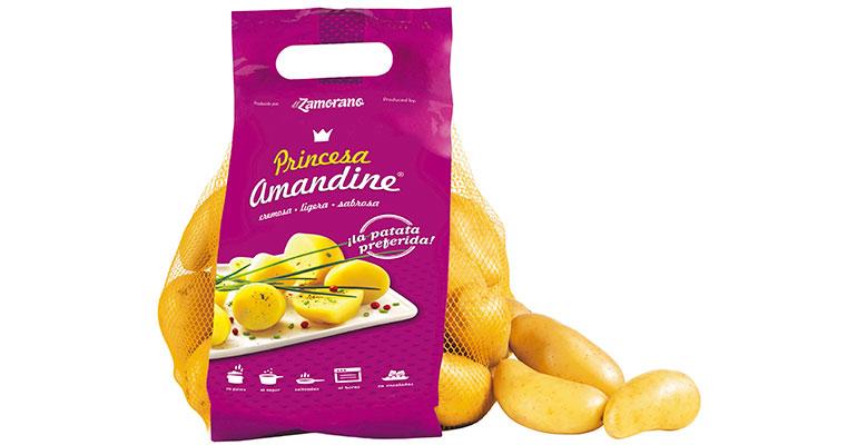 patatas Princesa Amandine,