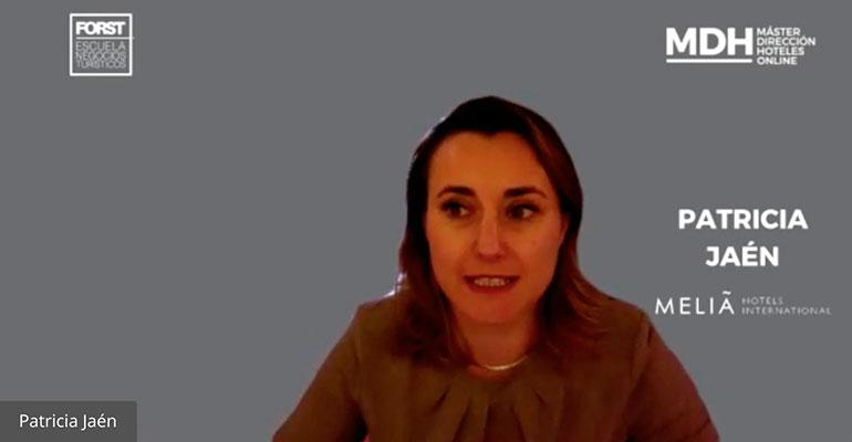 Patricia Jaén Melià Hoteles