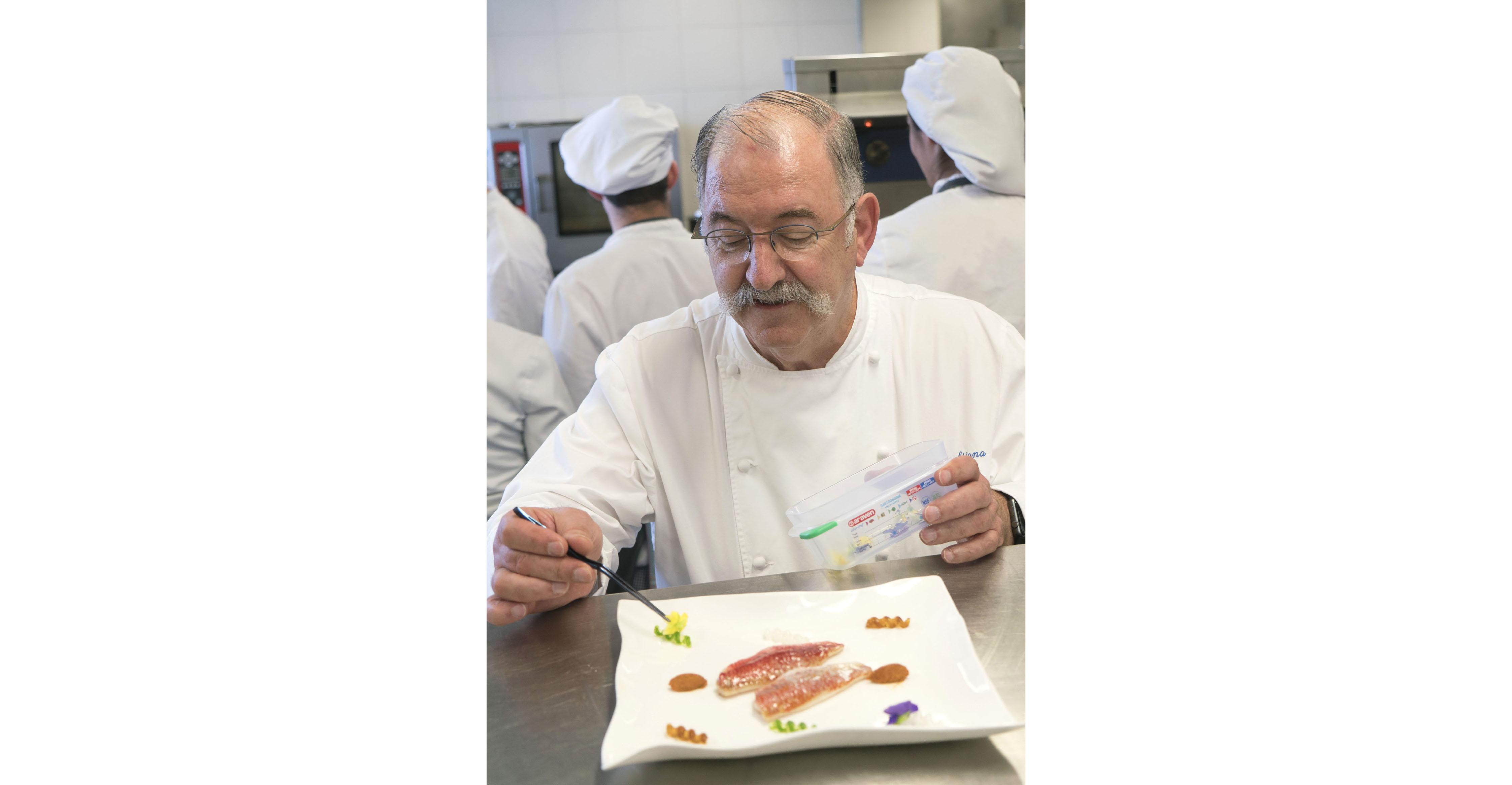 Los productos de araven elegidos por los mejores chefs for Articulos de chef