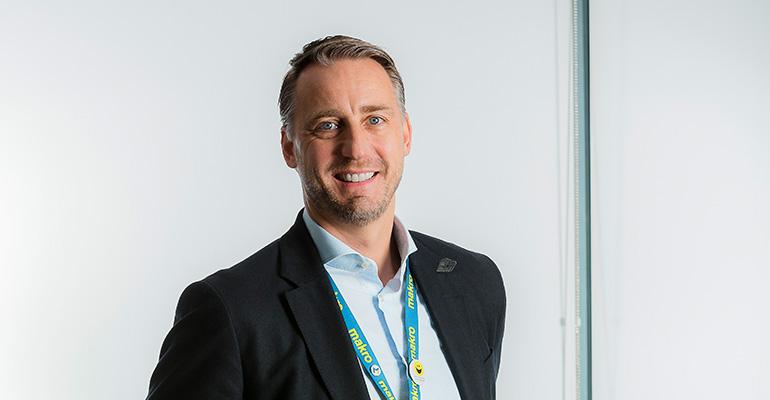 Peter Gries, CEO de Makro España