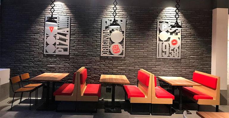 Local Pizza Hut España