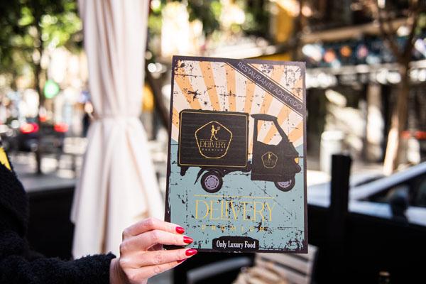 Premium Delivery propone a los restaurantes de alta gama repartir a domicilio