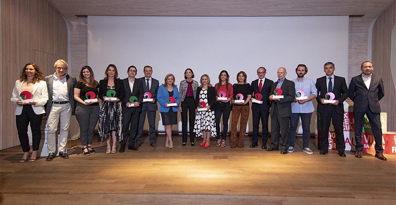 Premios Restauración organizada
