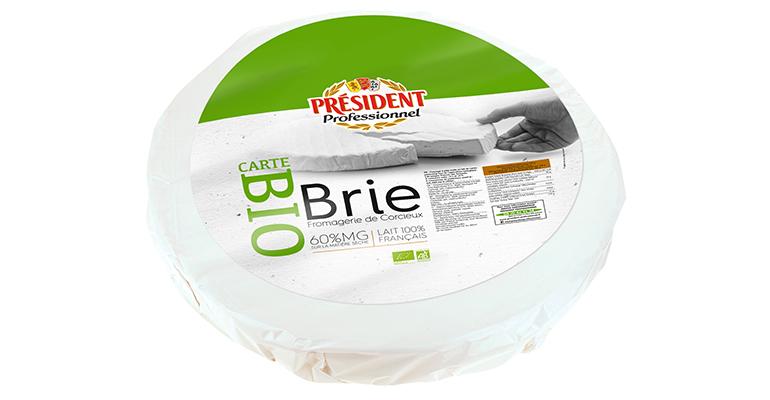 President queso brie bio