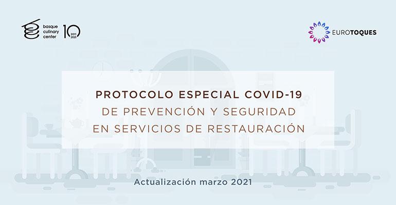 Protocolo anticovid actualizado