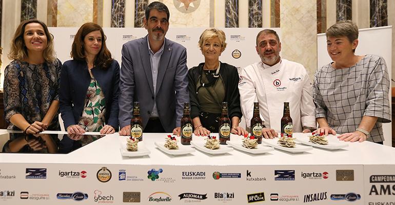 Campeonato de Pintxos Amstel Oro de Euskadi