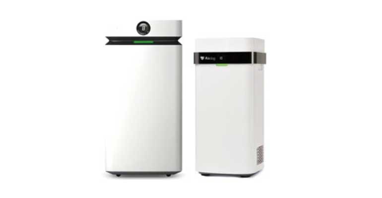 Purificador de aire con sistema patentado para eliminar virus y bacterias