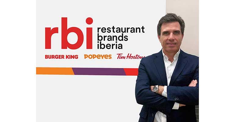 Restaurant Brands Iberia nombra director financiero a Jesús Soto