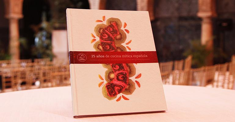 Libro de recetas cocina española silestone