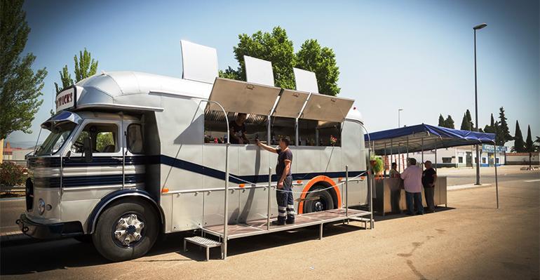 Restaurante Food Truck