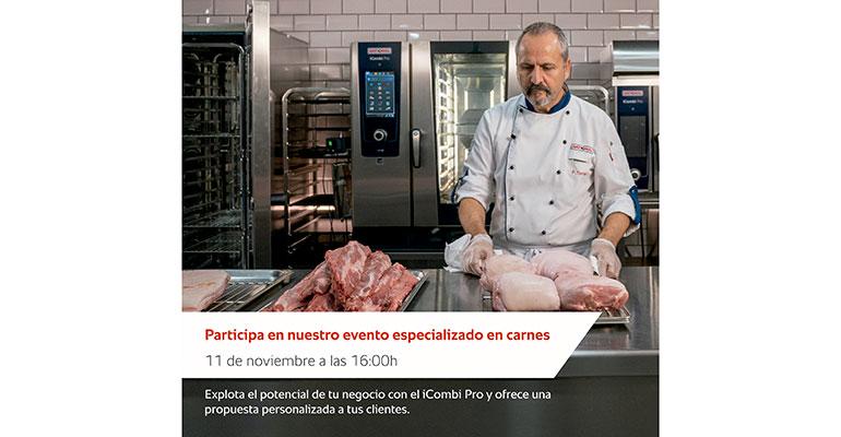 Rational cocinado de carnes