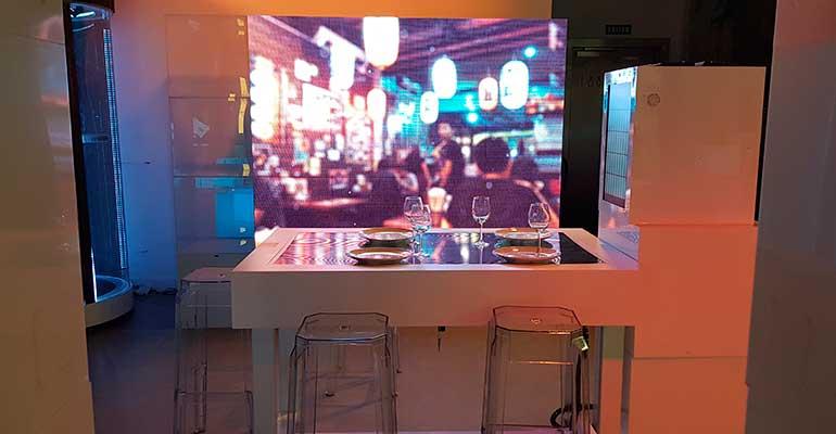Expertos en tecnología descubren cómo serán los restaurantes del futuro