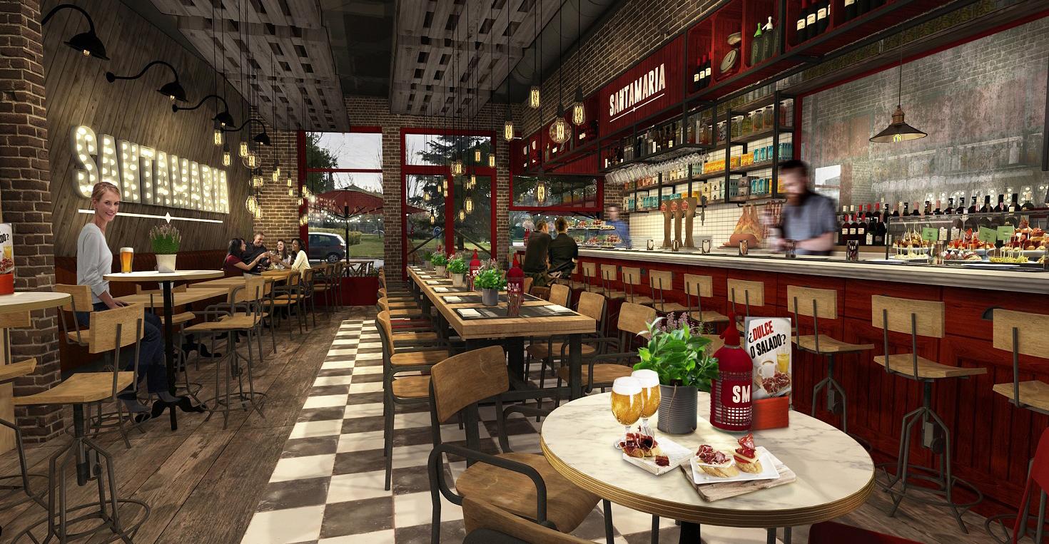 restaurantes Santamaría