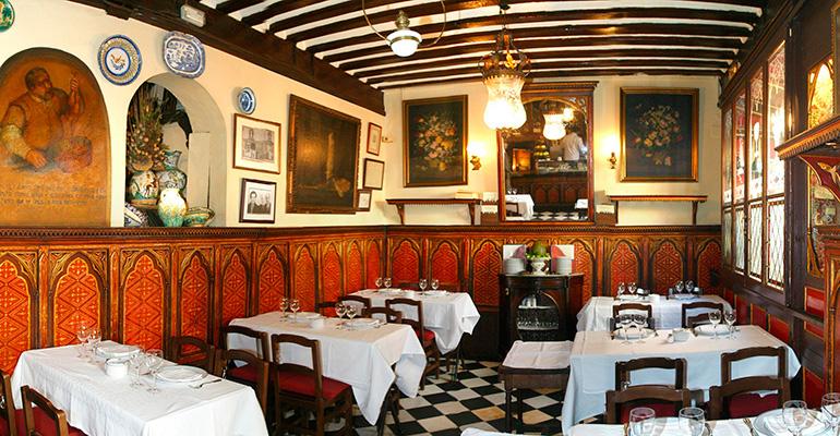 El Restaurante Botín elige purificar su aire para garantizar la seguridad