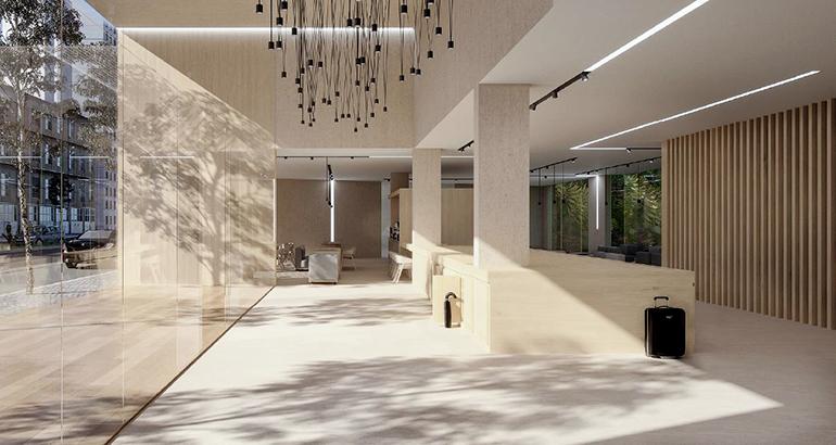 Nuevas tendencias en el diseño hotelero en el proyecto ganador del concurso Eurostars Hotel Lab