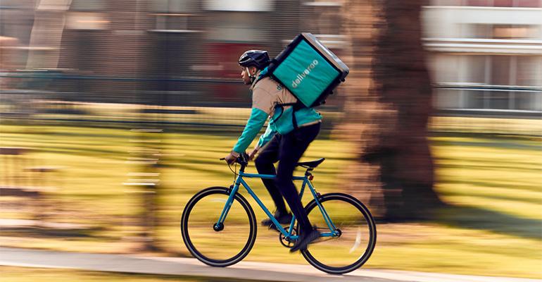 Rider de Deliveroo
