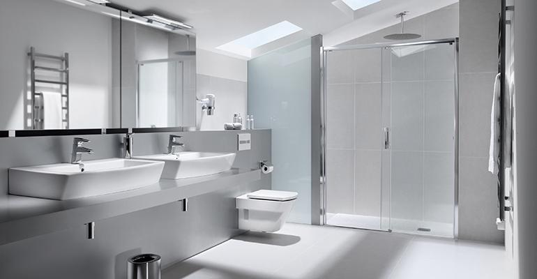 Grohe bathroom fittings