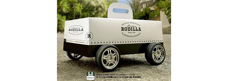 Rodilla Delivery