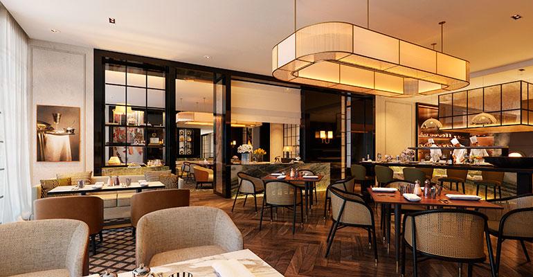 Restaurante Hotel Rosewood Villa Magna Madrid