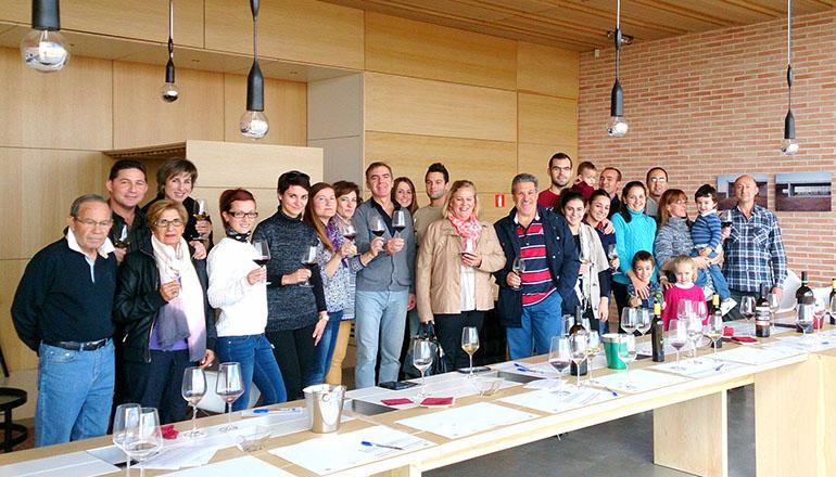 Enoturismo, Ruta del vino Rueda, conmemoración del Día Europeo Enoturismo