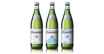 S.Pellegrino Especial Design Edition Bottles