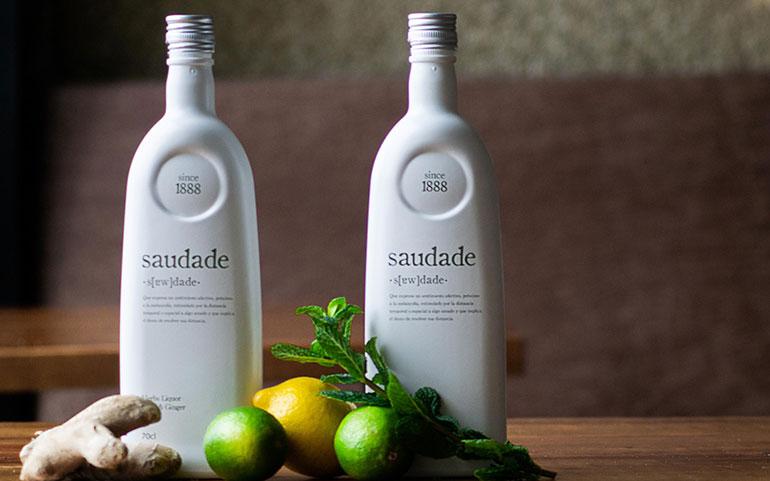 Licor de hierbas y frutas low alcohol